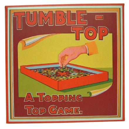 Tumble Top - Retro Family Board Game